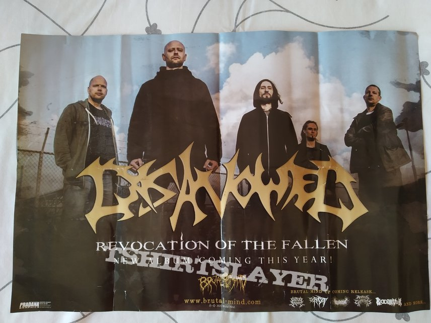 Disavowed-poster