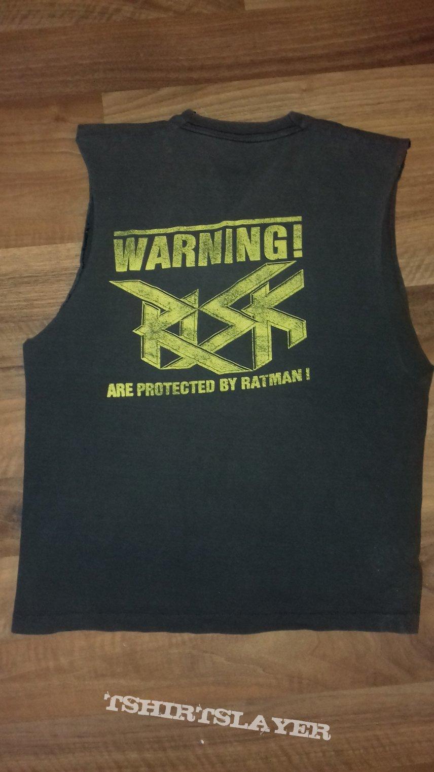 Original 1989 Risk - Ratman shirt