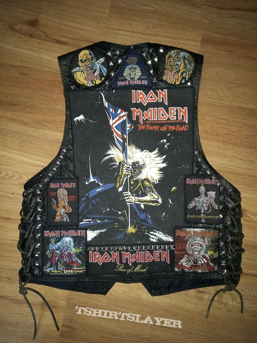 Iron Maiden Tribute Lappen 21