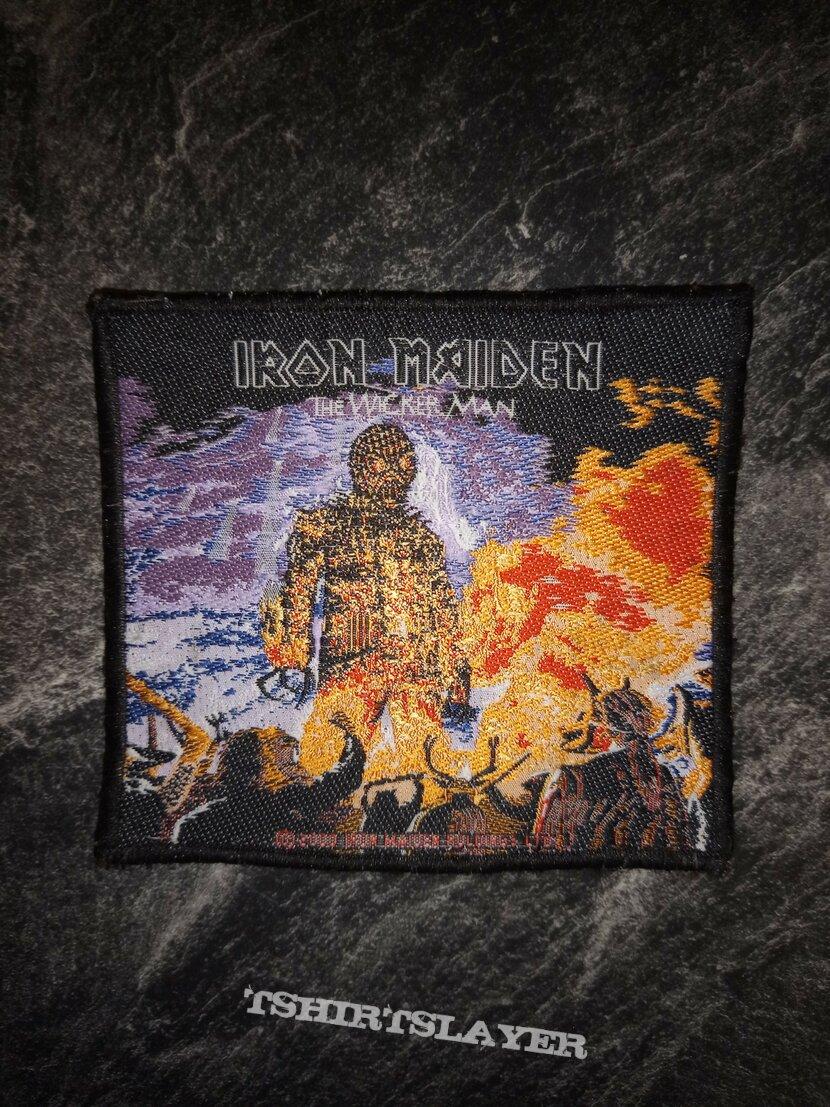 Iron Maiden - The Wickerman