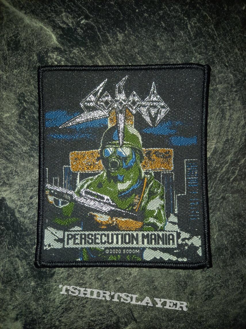 Sodom - Percecution Mania
