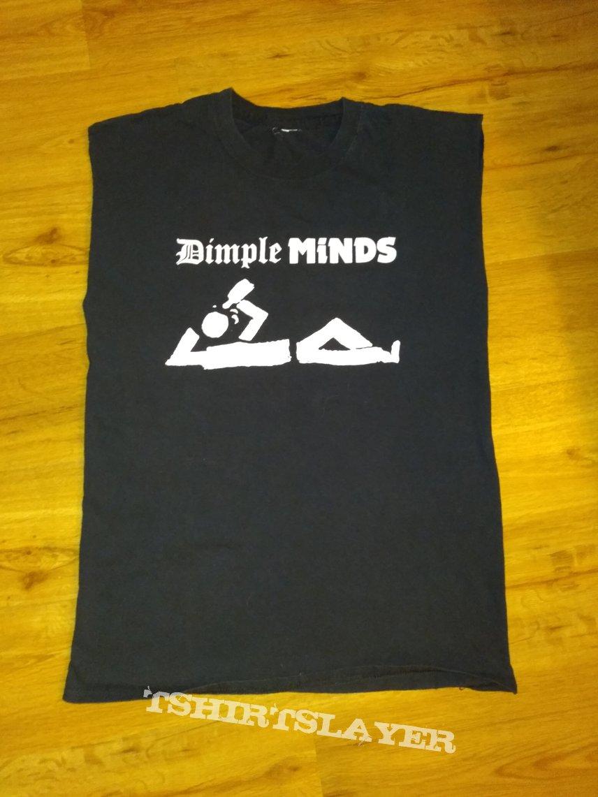 Dimple Minds - Trinker an die Macht