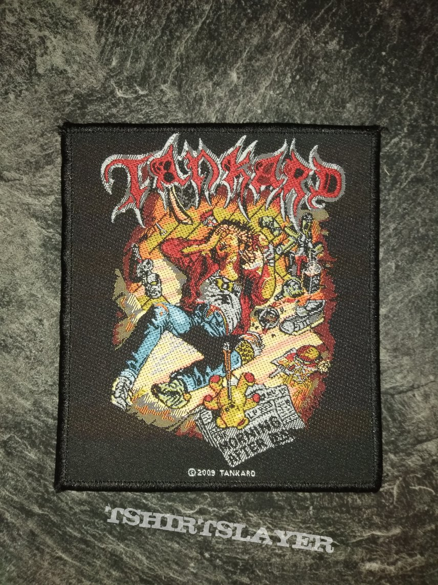 Tankard - The Morning After