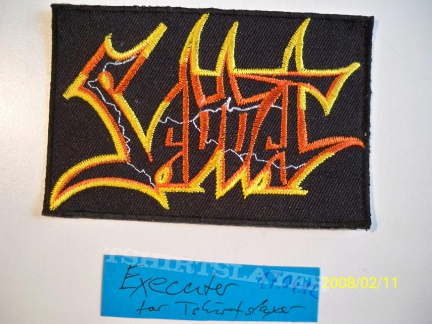 Sabbat (UK) - logo Patch (embroided) [gone]