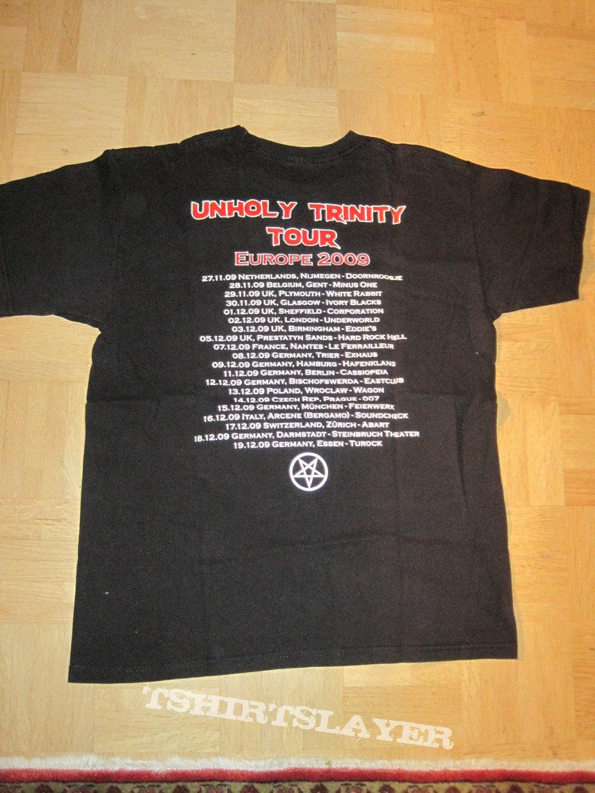 Unholy Trinity Tour 2009