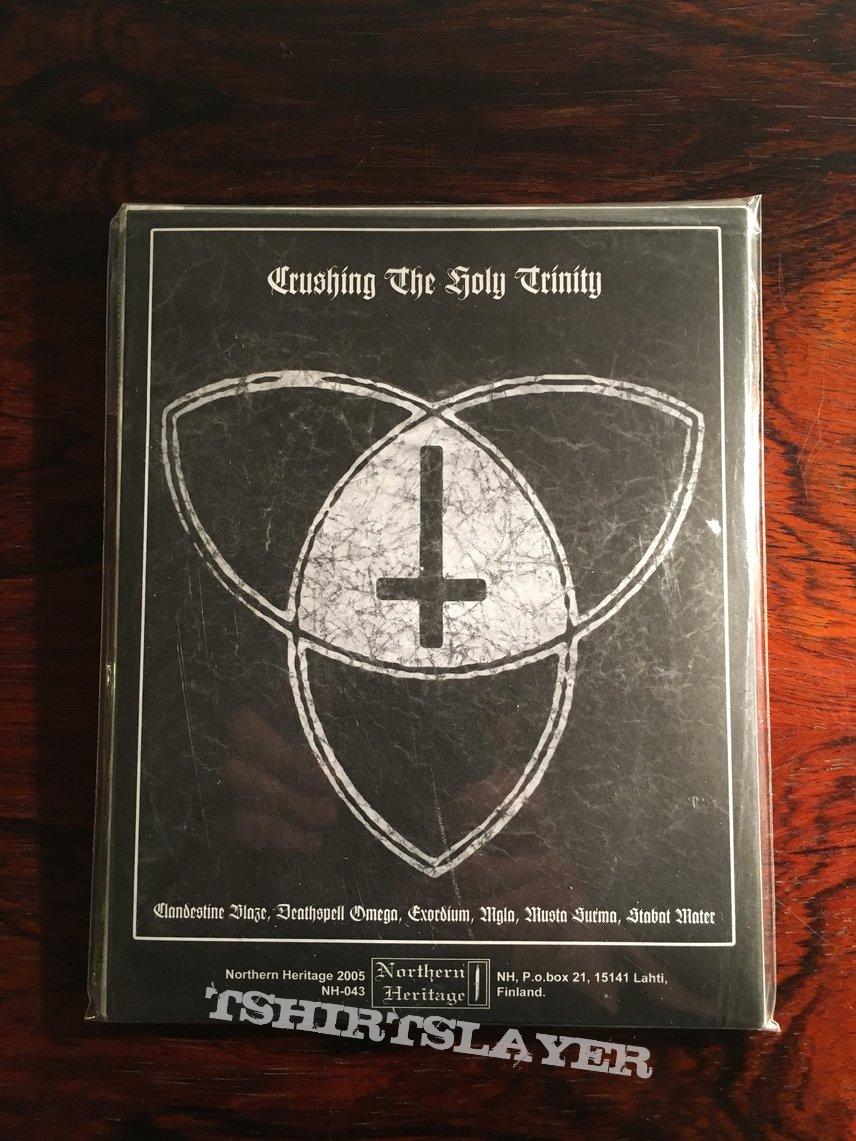 Crushing the holy trinity
