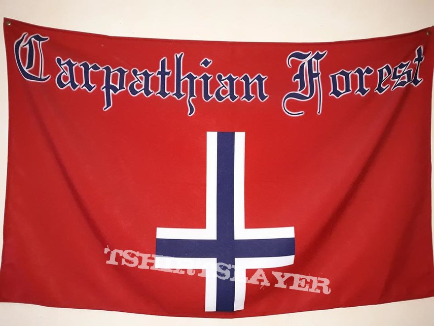 Carpathian Forest flag