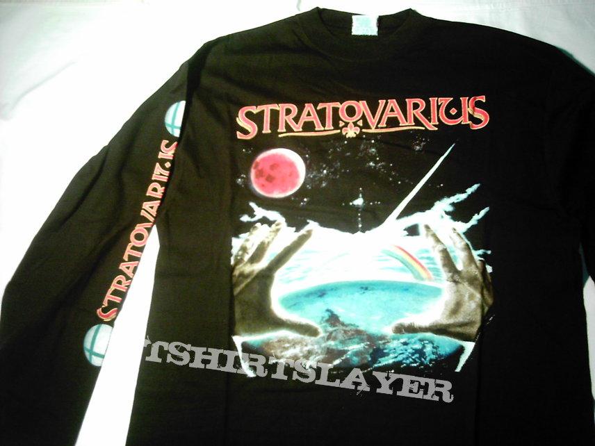 Stratovarius Visions Tour 1997 Longsleeve RARE First print
