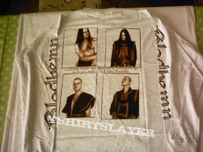 Enslaved Blodhemn longsleeve 1998 RARE First print Never used