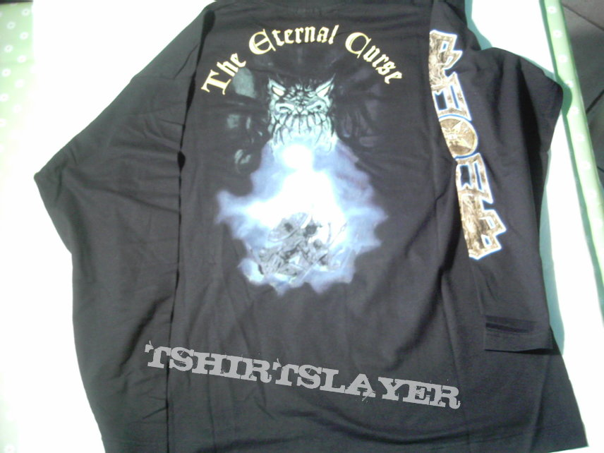 Blind Guardian The Eternal Curse 1998 longsleeve RARE First print Never used