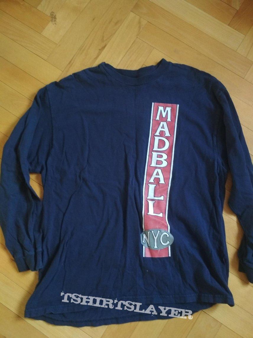 MADBALL NYC Longsleeve