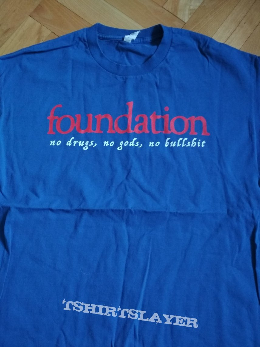 Foundation Last show Tshirt