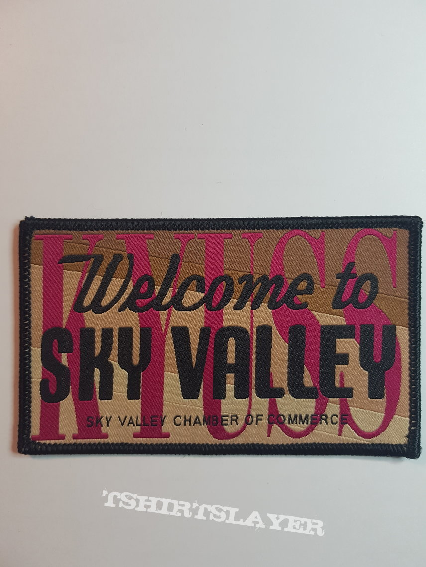 Kyuss - Welcome to Sky Valley Patch