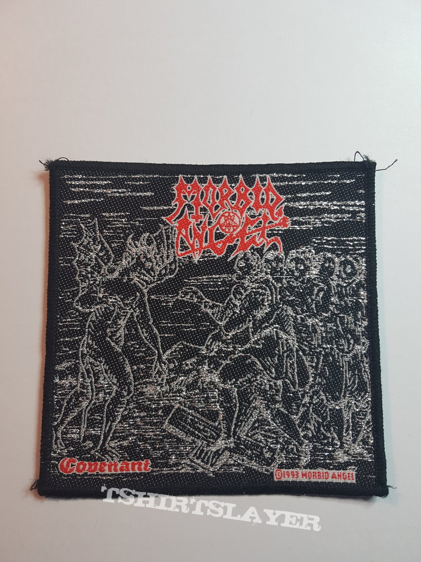 Morbid Angel - Covenant  patch