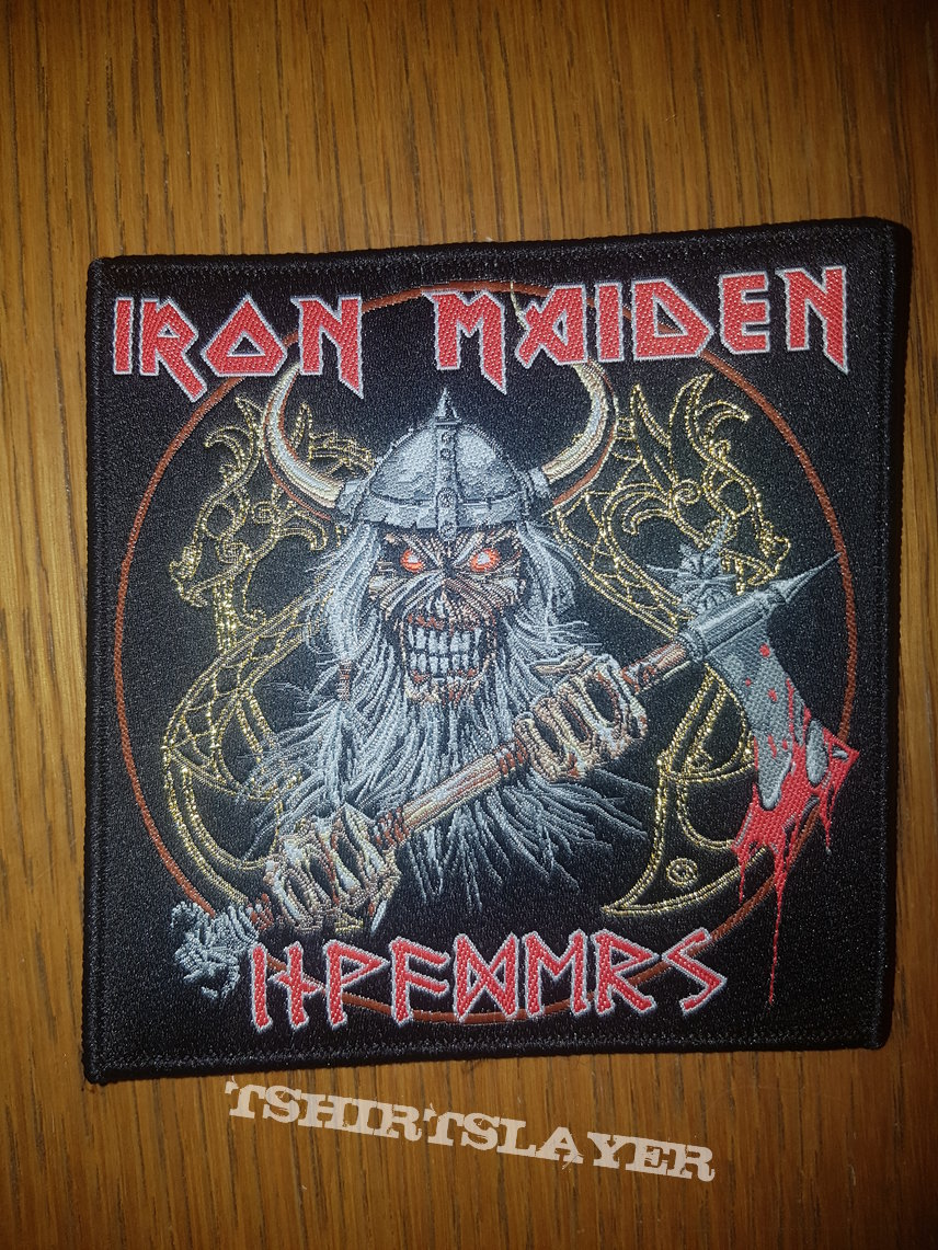 Iron Maiden patch #12 of 100