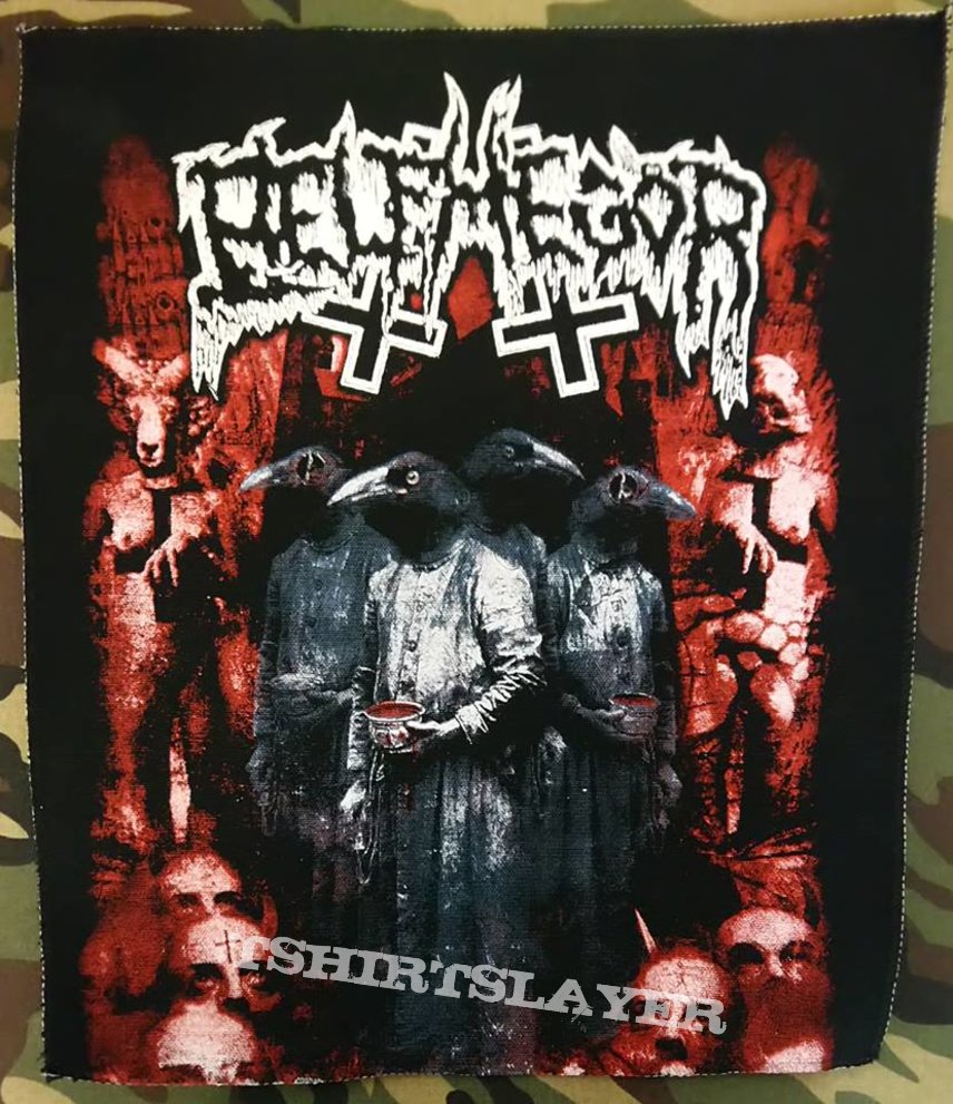 Belphegor Backpatch