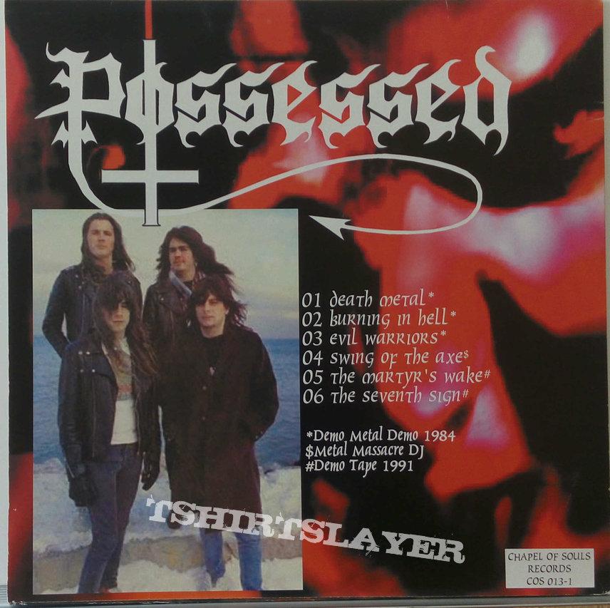 Morbid Angel / Possessed Vinyl Split