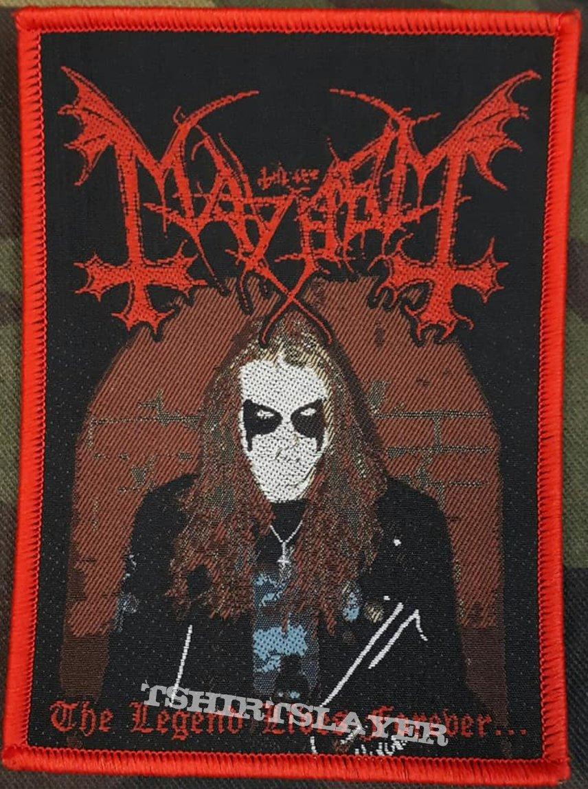 Mayhem - Dead Patch