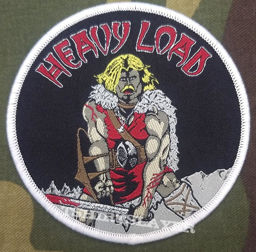 Heavy Load Circle Patch
