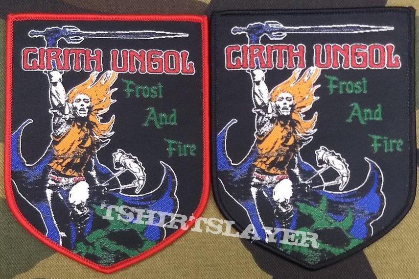 Cirith Ungol Frost & Fire Shield