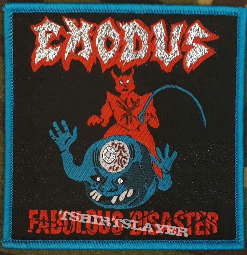 Exodus Fabulous Disaster Patch