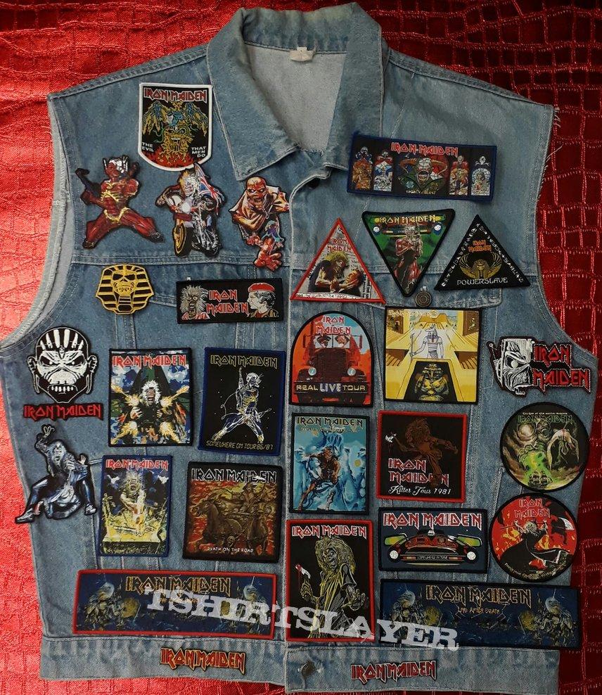 Iron Maiden Vest
