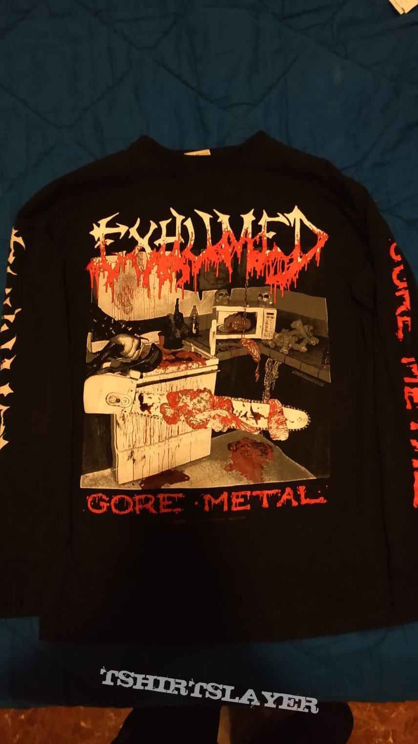 T-shirts Exhumed