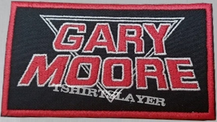 Gary Moore red patch