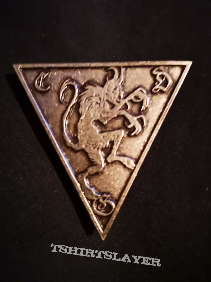 Cultes Des Ghoules - Coven Devil Pin