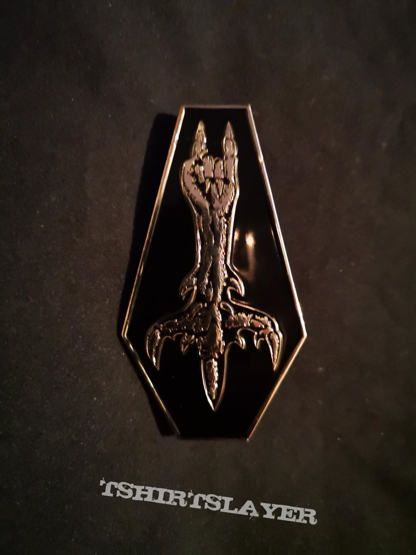 Bathory - Sign Of The Horns Pin