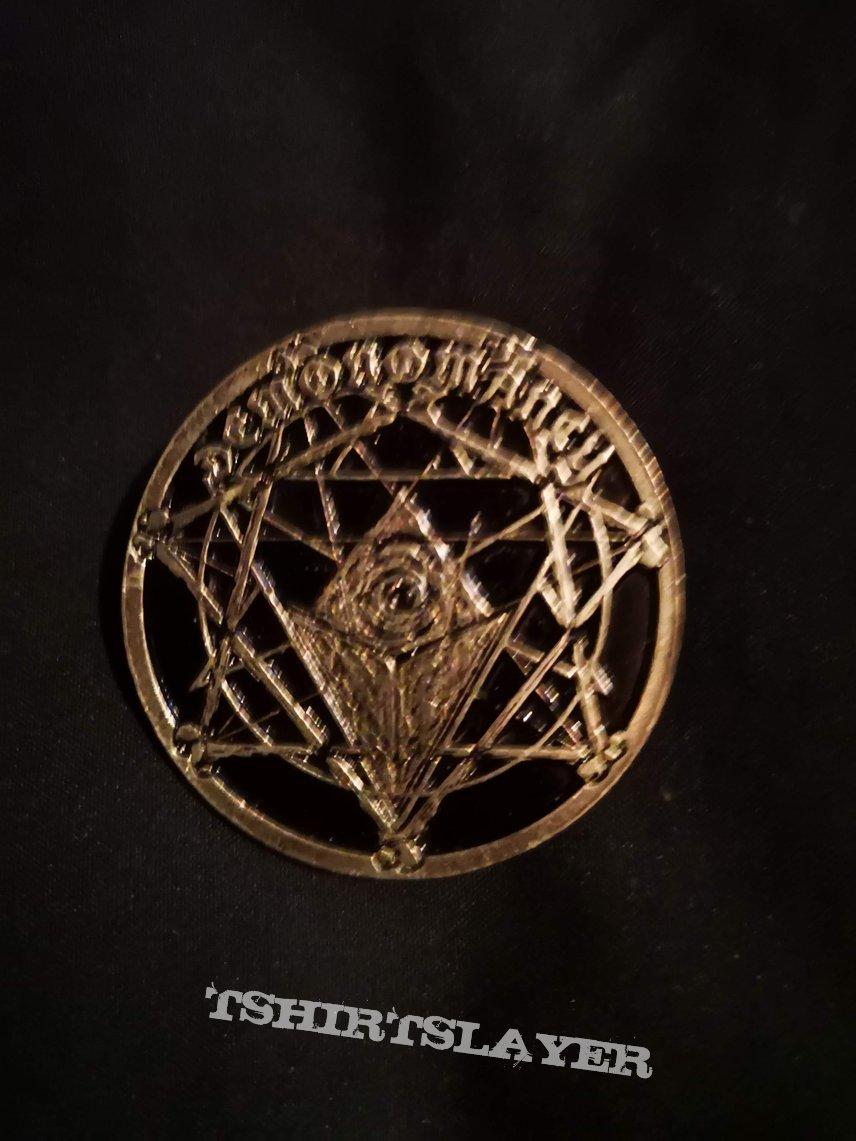 Demonomancy - Throne Of Demonic Proselytism Pin
