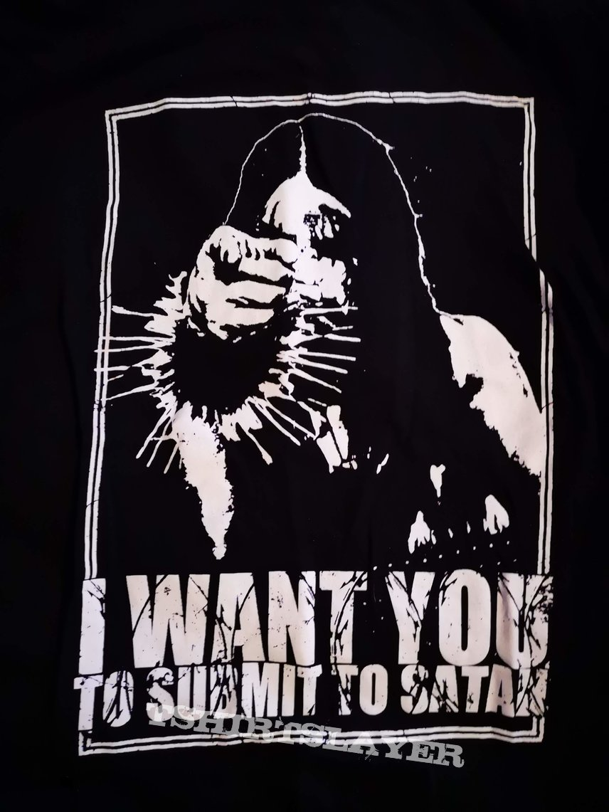 Carpathian Forest - Submit To Satan Shirt