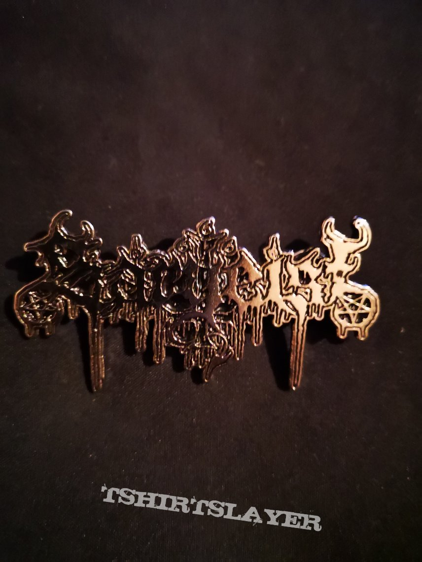 Sargeist - Logo (Metal Enamel Pin)