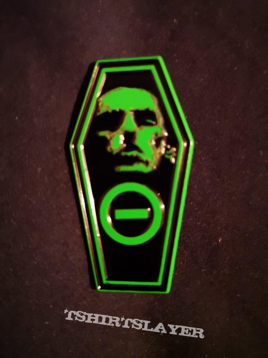 Type O Negative - Tribute Pin