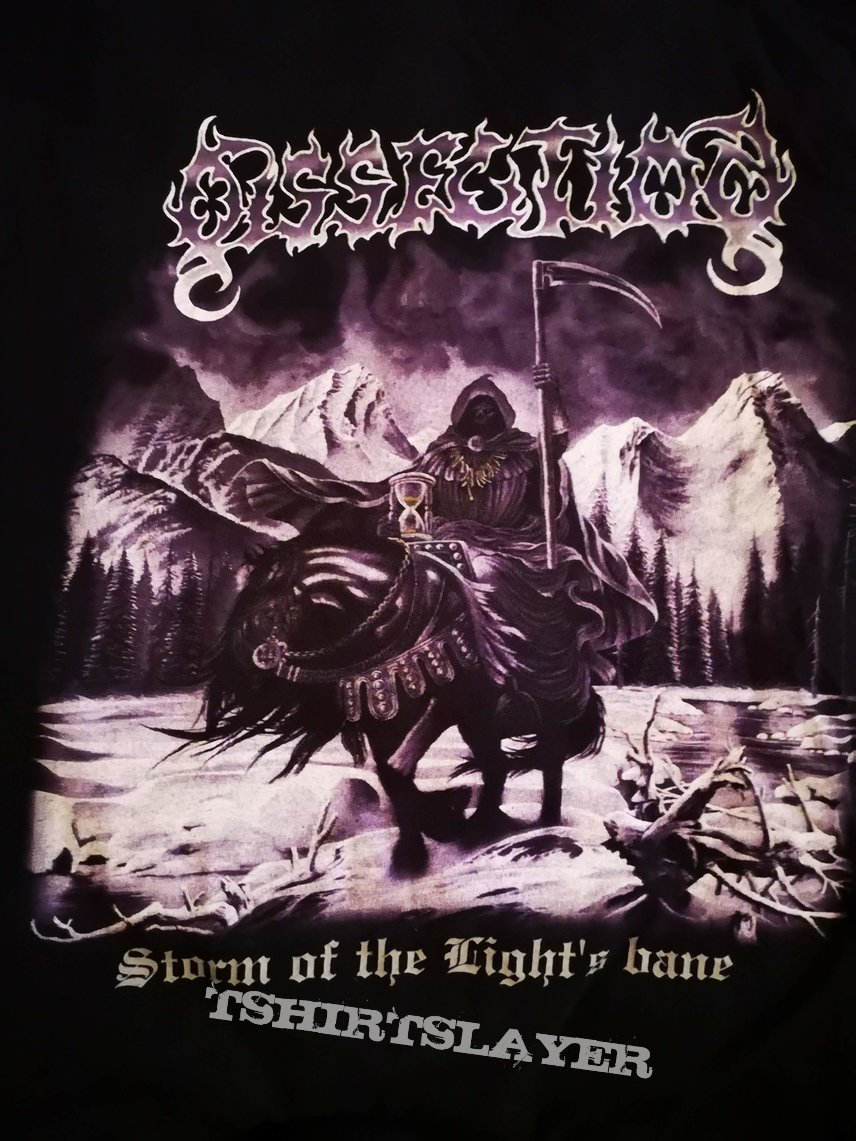 Dissection - Storm Of The Lights Bane Shirt