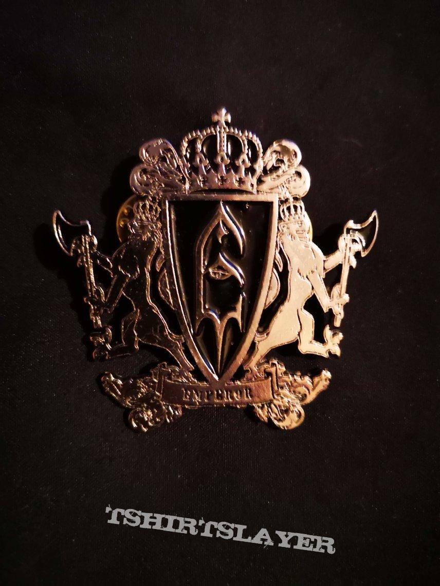 Emperor - Logo (Metal Enamel Pin)