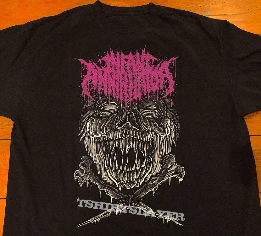 Infant Annihilator Cheeky T Shirt