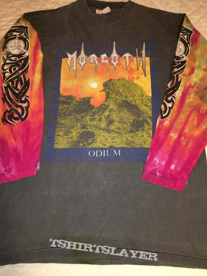 "Morgoth ""Odium"" All-Over Print L/S Shirt"