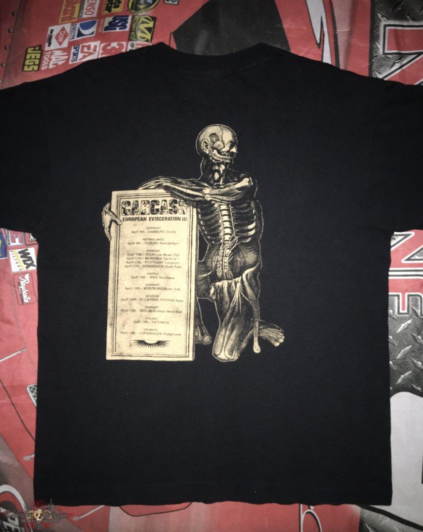 Carcass - Tour longsleeve