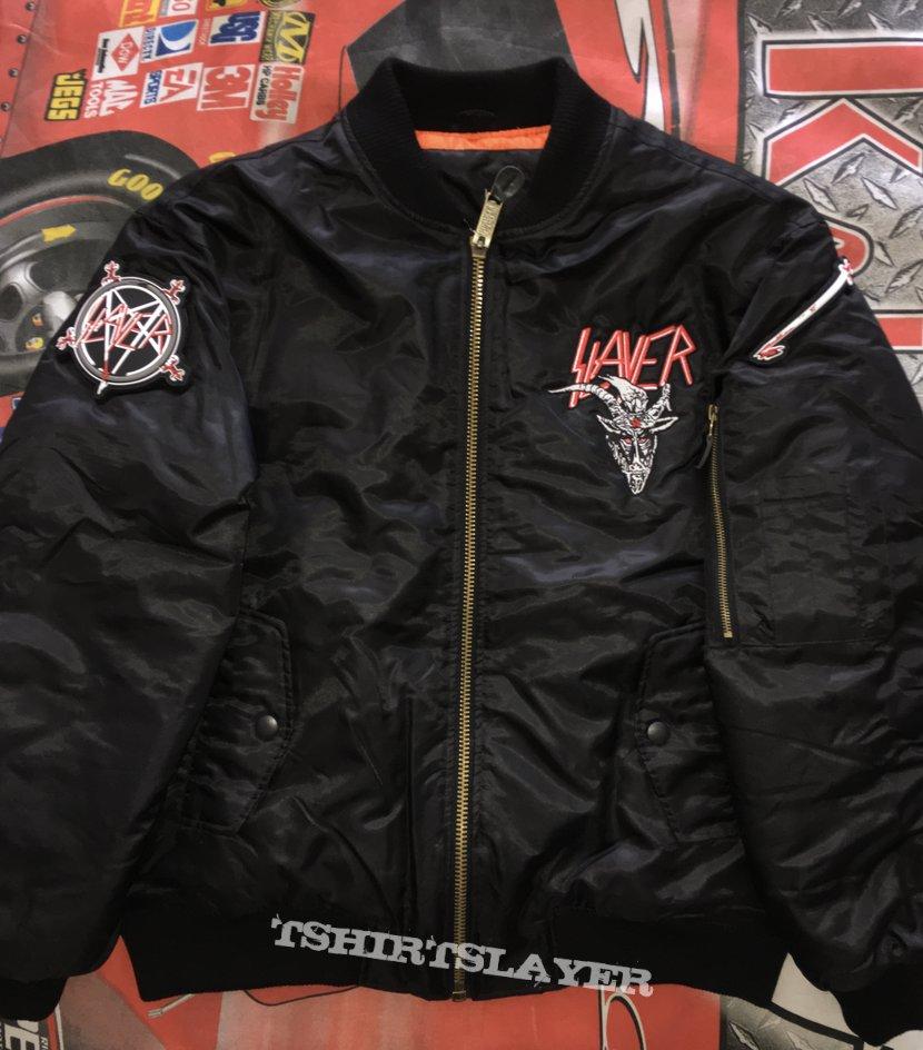 Slayer Bomber Jacket