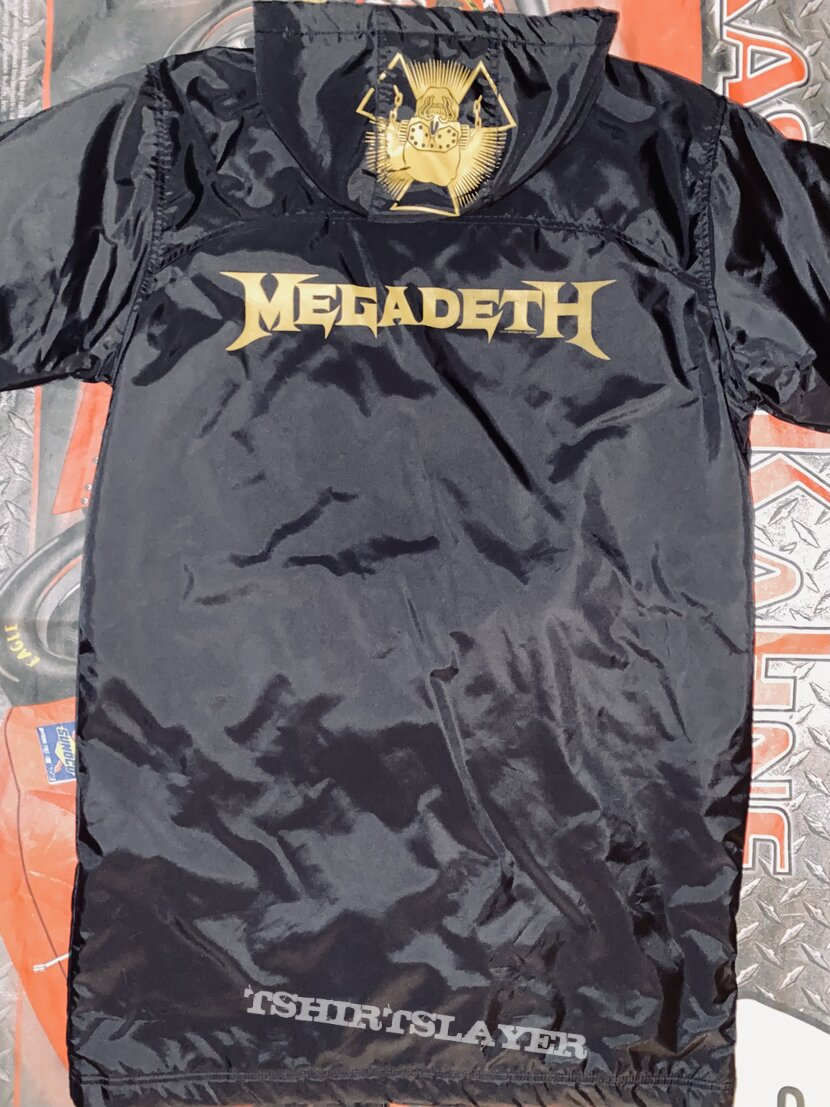 Megadeth Hooded Jacket
