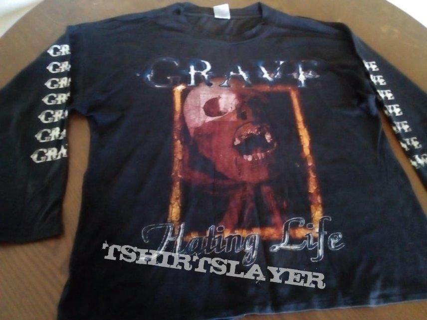Grave L-shirt