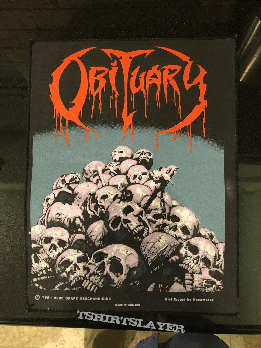 Obituary backpatch