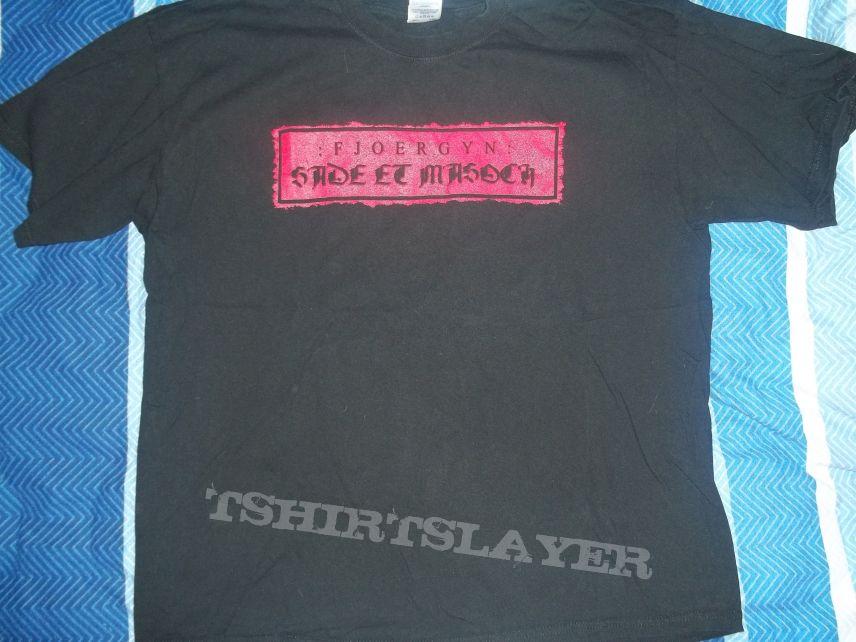 Fjoergyn Katharsis Shirt