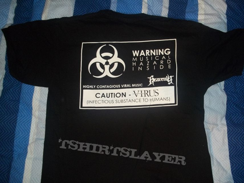 "Heavenly ""Virus"" Shirt"
