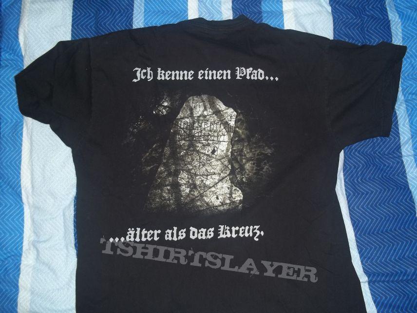 """Helrunar """"Älter als das Kreuz"""" Shirt"""
