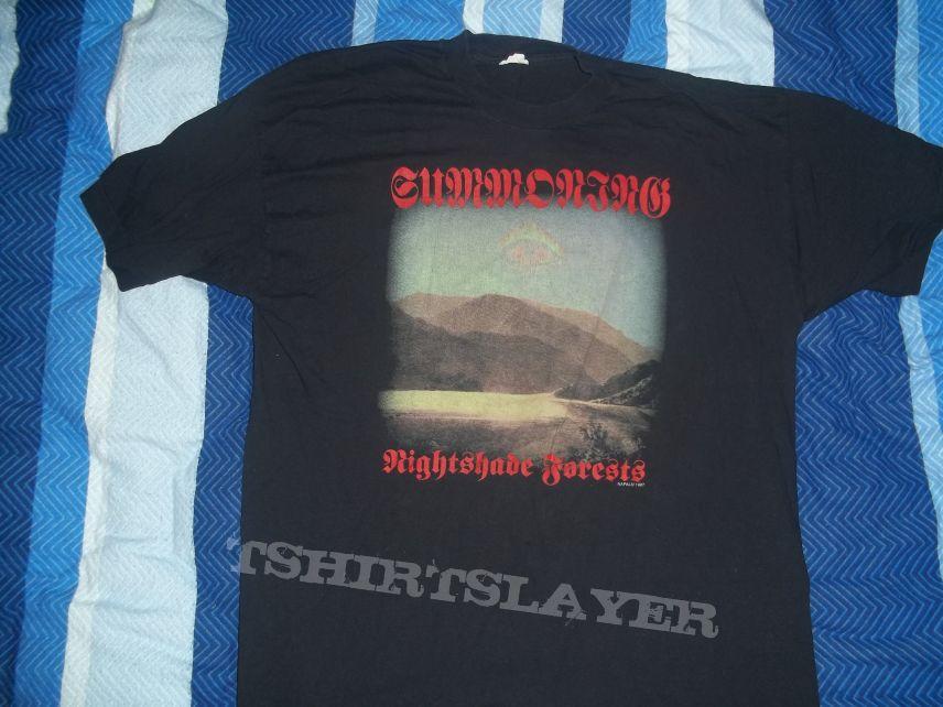 Summoning Nightshade Forests Shirt