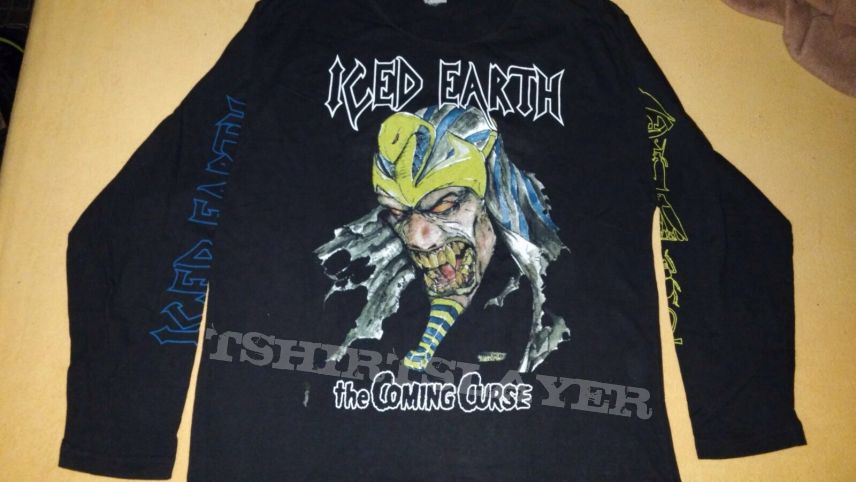 Iced Earth The coming curse Ls !