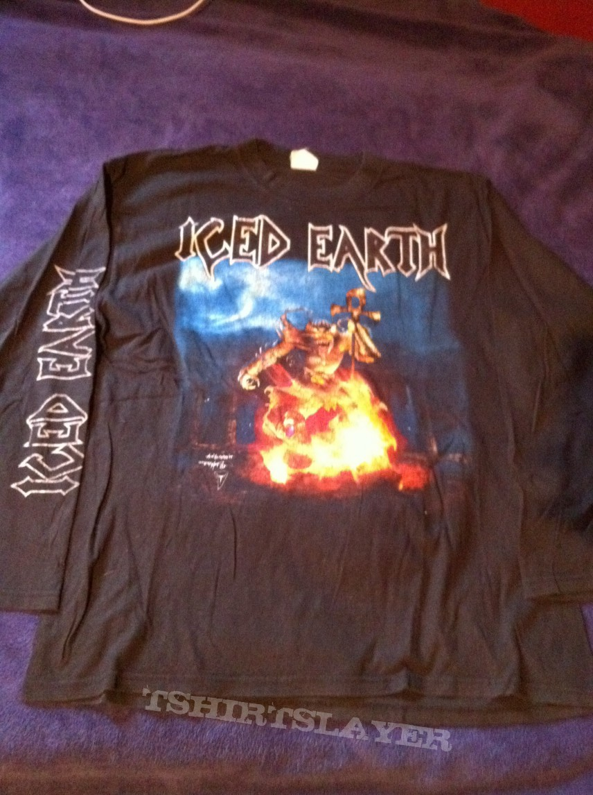 Iced Earth Alive in Athens LS ( 2)