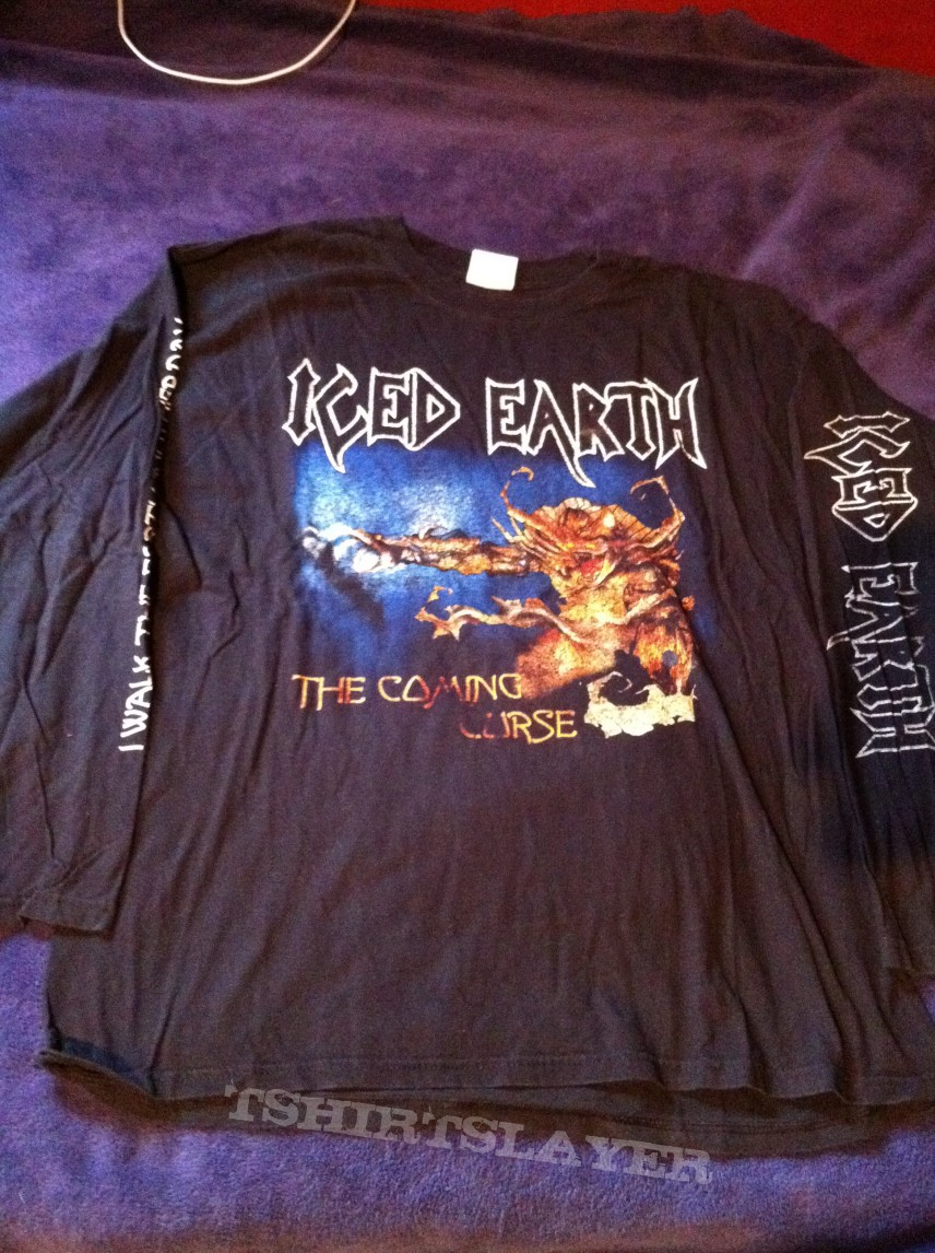 Iced Earth Coming Curse LS